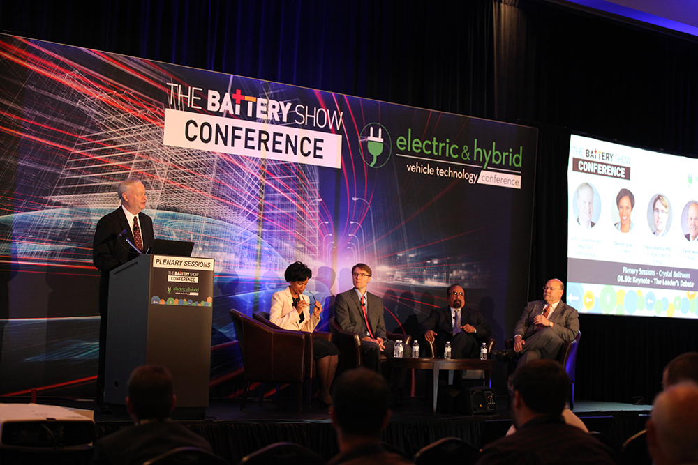 The Battery Show Conference